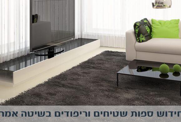 ניקוי ספות ריפודים ושטיחים